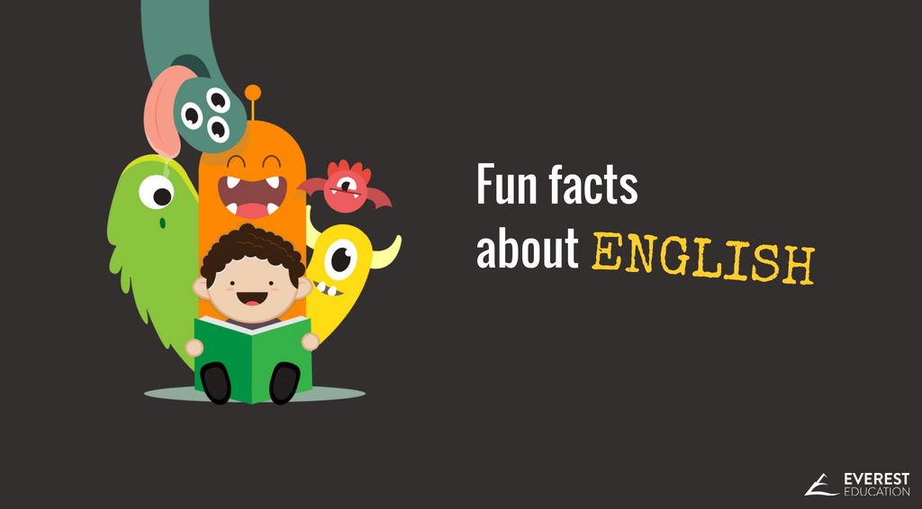 Fun facts about English