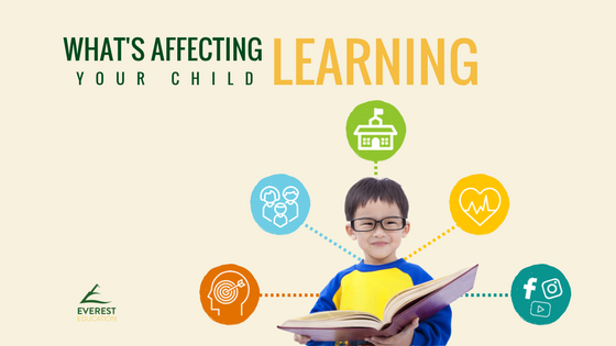 What is helping and what is hurting your child's learning?