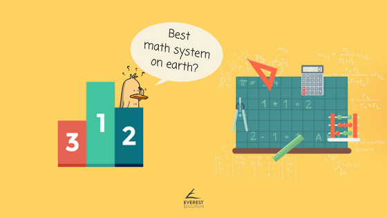 best math system in the world
